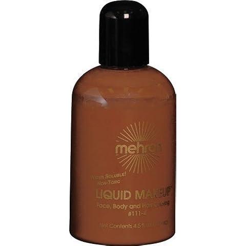 Mehron Liquid Makeup 4.5 oz Light Cocoa by Mehron