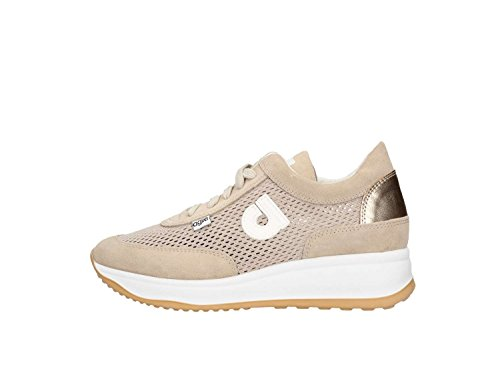 Agile By Rucoline 1304 Sneakers Femme Beige 41