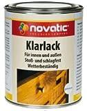 novatic Boots-Klarlack (glänzend), farblos