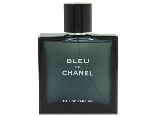 Bleu de chanel, eau de parfum spray, da uomo, confezione da 1 da 150ml (etichetta in lingua italiana non garantita)
