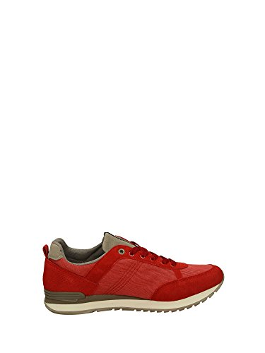 Colmar TRAVIS COLORS P/E Sneakers Homme ROSSO/GRIGIO