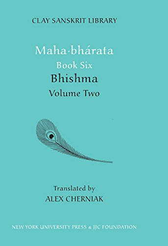 Mahabharata Book Six (Volume 2): Bhisma (Clay Sanskrit Library)