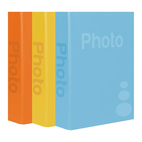 LC DISTRIBUTION - Lote 3 álbumes Fotos Fundas 300