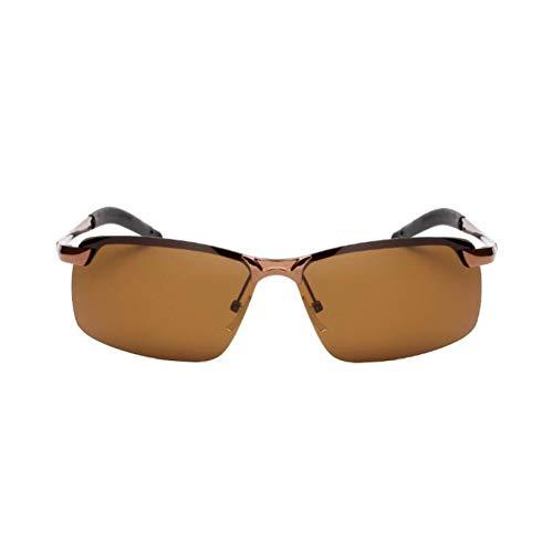WZYMNTYJ polarisierte Sonnenbrille Männer Mode Sonnenbrillen Reisen männliche Brillen