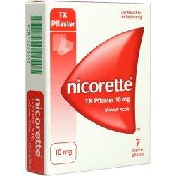 NICORETTE TX Pflaster 10 mg 7 St