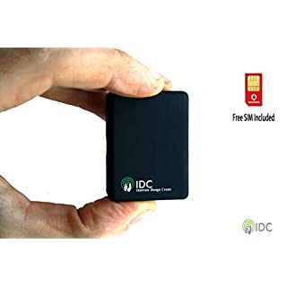 IDC© iT1 Listening Device Room Bug & Safety Device - Small Discreet & Undetectable - Listen To Sounds/Conversations From Any Location - No Contract Or Hidden Costs - Simple To Use