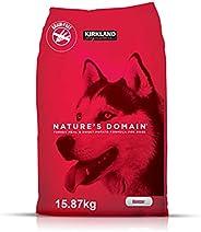 Kirkland Signature Nature's Domain Turkey Dog Food, 35 Lb. (15.87KG), Brown, Extra L