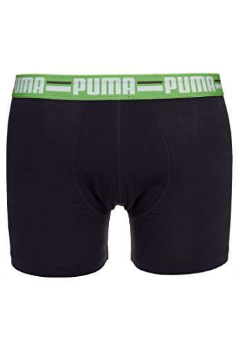 Puma Herren Shortboxer Brand rot/anthrazit