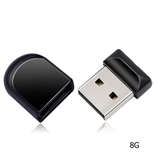 Prima05Sally Super Mini-USB-Flash-Laufwerk Wasserdicht 4 Gb 8 Gb 16 Gb 32 Gb 64 Gb Pendrive USB 2.0-Speicherstick mit realer Kapazität Flash Drive Pen Drive - Capless Usb-laufwerk