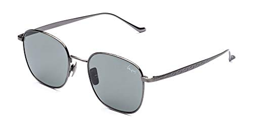 Italien Independent Brille Damien LAPS Collection MOD. 005LP, Grau One Size