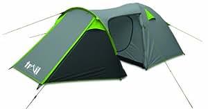Trail Ridge Tente 3 personnes Gris