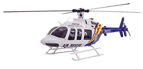 Unbekannt Roban RC Helikopter Bell 407 / 470 / Weiss
