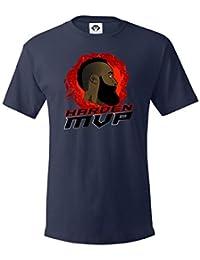 James Harden MVP Houston Rockets Basketball Jersey T Shirt Mens Cotton Tee  Shirt Fashion Casual Tops 91213bbec72b