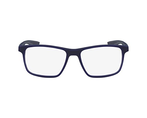 Nike Unisex-Kinder Brillengestelle 5002 400 51, Matte Blue