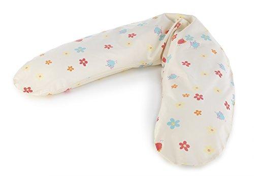Theraline Stillkissen Dodo Pillow Dessin Vogel Beige