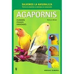 Agapornis (Salvemos la Naturaleza)