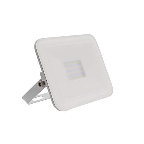 Foco Proyector LED Slim Cristal 20W Blanco Blanco Cálido 3000K-3500K