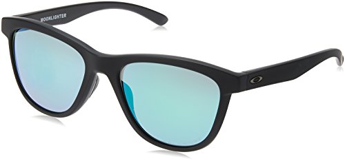 Oakley Sonnenbrille MOONLIGHTER, Schwarz, One Size, OO9320-12