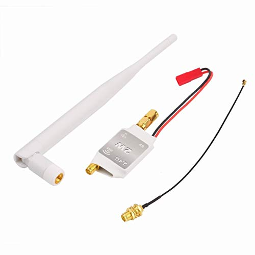 Noradtjcca 2.4G Signal Booster Verstärker für DJI Phantom Transmitter FPV Extend Range