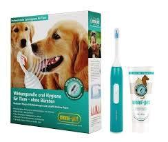 emmi pet Emmi-Pet Ultraschall-Zahnbürste für Haustiere