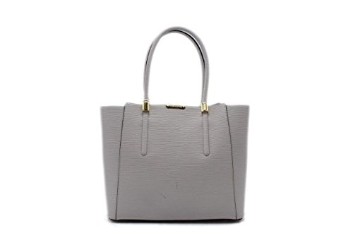Tom & Eva, Borsa tote donna multicolore multicolore Grigio