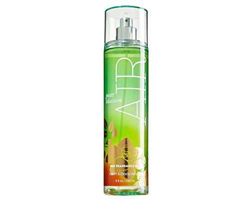 Bath & Body Works Fragrance Mist 8 oz (PEAR BLOSSOM AIR)