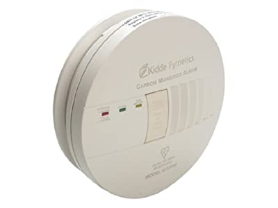Kidde Hard Wired Carbon Monoxide Alarm - 423/9HIR