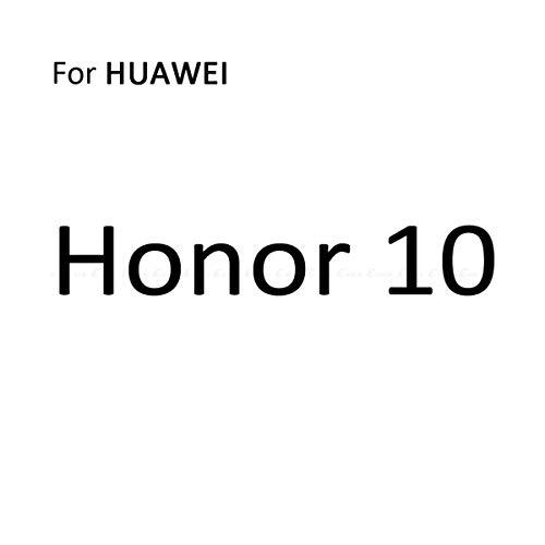 YAHOA Bildschirmschutz Transparent Soft Guard Protective Film for Honor 10 P20 Lite 8X View 10 Mate 20 X Pro Nova 4 3I 2I Clear Screen Protector for Honor 10 -