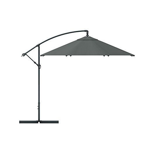 parasol deporte gris