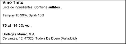 Mauro Vino - 750 ml