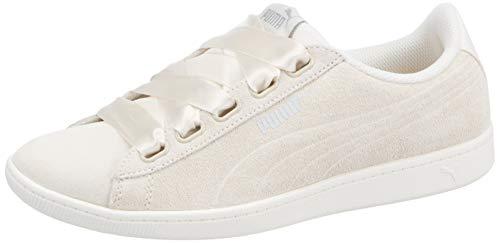 Puma Vikky Ribbon Satin Damen Sneaker Pearl-Pearl 5 -