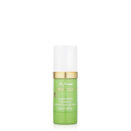 M.Asam Vino Gold Anti-Falten Augencreme - 30ml parfümfrei