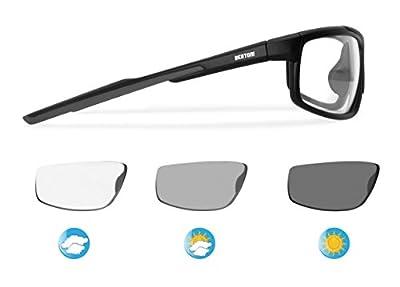 BERTONI Sonnenbrille Photochromic Sport