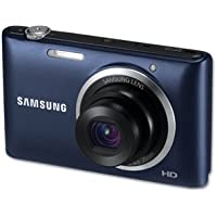 Samsung ST72 Digital Camera Black Code EC-ST72ZZBPBGB