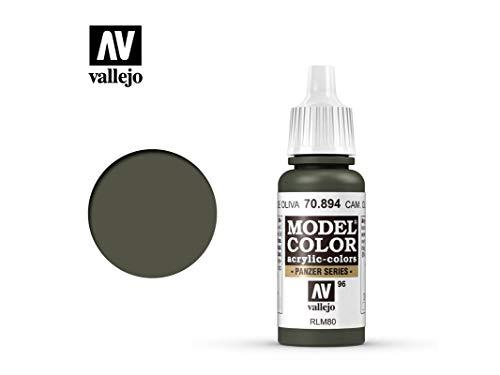 Farbe Vallejo Model Color 70894 Cam.Olive Green (17ml) - Cami Olive