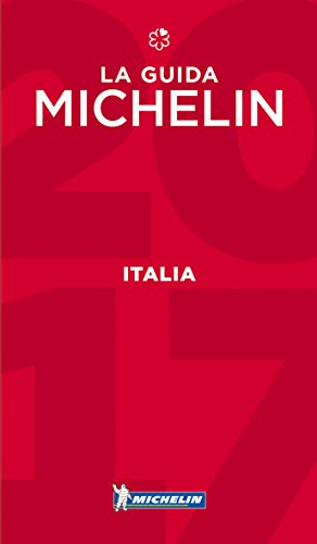 La guida MICHELIN Italia 2017 (La guía MICHELIN)