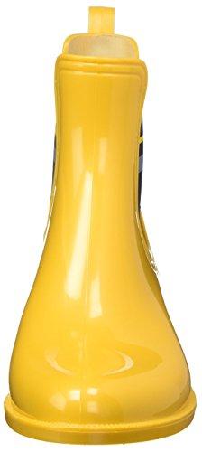 Tommy Hilfiger O1285dette 7r, Bottes Souples Femme Jaune (Old Gold 700)