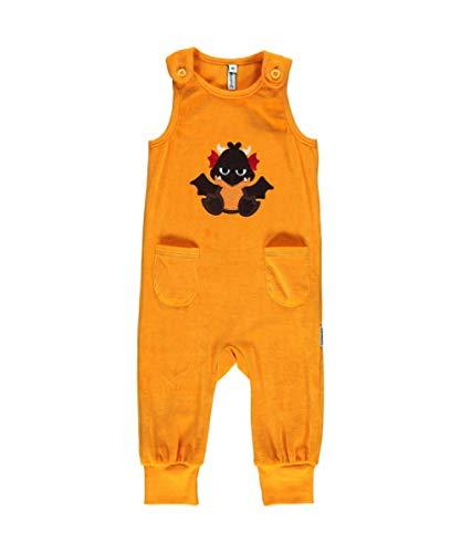 Max Morra Playsuit embroid Dragon–Pantalón para niña (Talla 56