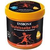 ENSBONA Teufelssalbe heiß 200 ml Salbe