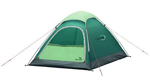 Easycamp Unisex's Comet 200 Tent, Aqua Blue, One Size