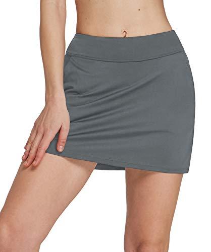 Damen Rock mit Taschen für Golf, Tennis, Workout, Casual, Athleta - - 38