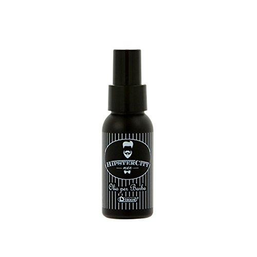 Huile démêlante soin barbe HypsterCity 50ml Biacrè