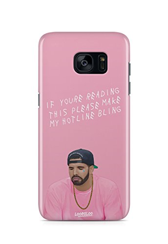 Cover iPhone 6 6S Case Handyhülle Art Design Drake Hotlinebling Bumper Hülle Hotline Bling Samsung S7