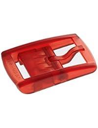 Hebilla del cinturón modelo kids Tie-ups para los niños, en plastico trasparente, KIDS LITTLE DEVIL