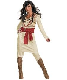 Of Prince Kostüm Persia - Prince Of Persia Princess Tamina Deluxe Costume Adult Large 12-14