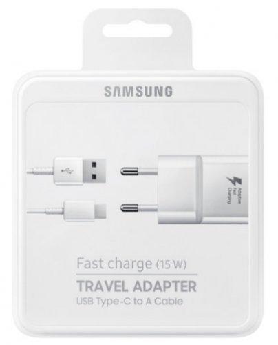 Original Samsung BLITZ Ladegerät USB TYP-C Kabel Ladekabel Samsung Galaxy A5 2017 SM-A520F - Samsung Galaxy Ladegerät