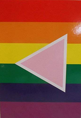Pride schwul Homo Postkarte 15 cm Karte Musik Sammelkarte Deko GTB PC9047