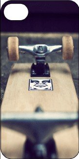 Youdesign - Coque Iphone 4 4g 4s personnalisée skateboard - Ref: 1603