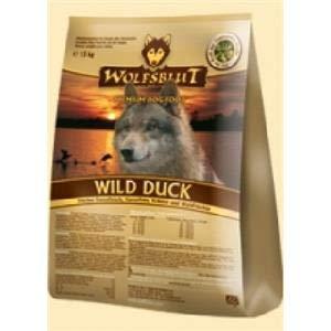 Trockenfutter Duck WOLFSBLUT 15 kg - 3