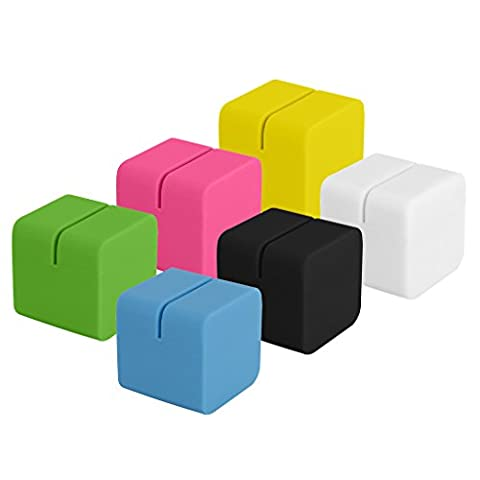 Polaroid 6 cadres photo colorés cubiques pour papier photo 5 x 7 cm (Snap, Zip, Z2300)